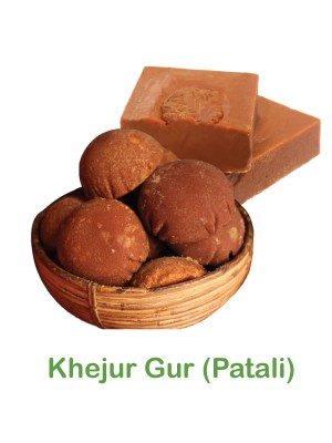 Khejur Gur Patali 1kg
