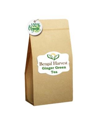 Ginger Green Tea - 100gm